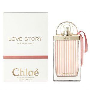 LOVE STORY SENSUELLE PERFUME