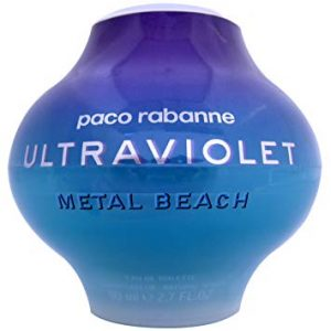 ULTRAVIOLET METAL BEACH