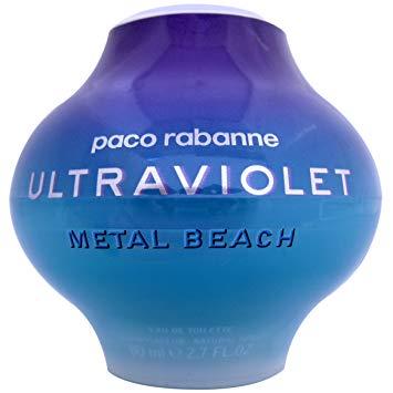 ULTRAVIOLET METAL BEACH