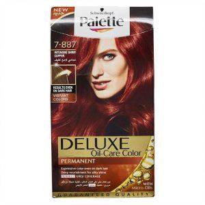 צבע לשיער שוורצקוף פלט דלוקס 7-887 אדום אינטנסיבי