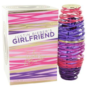 JUSSTIN BIEBER GIRLFRIEND PERFUME